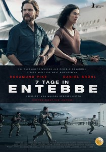 7 Days in Entebbe, José Padilha