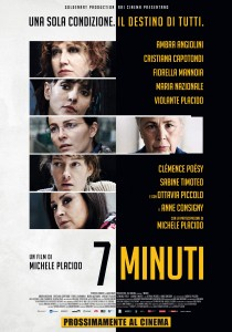 7 Minuti, Michele Placido