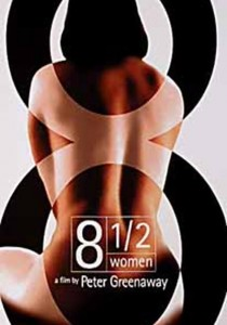 8 1/2 Women, Peter Greenaway