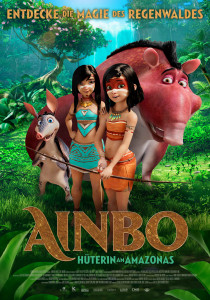 AINBO: Spirit of the Amazon, Richard Claus Jose Zelada