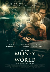 All the Money in the World, Ridley Scott
