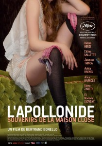 L'apollonide - souvenirs de la maison close, Bertrand Bonello
