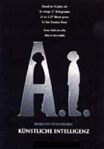 A.I. Artificial Intelligence, Steven Spielberg