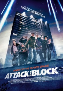 Attack the Block, Joe Cornish