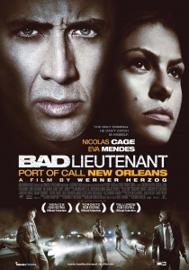 Bad Lieutenant: Port of Call - New Orleans, Werner Herzog