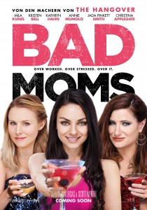 Bad Moms, Jon Lucas Scott Moore