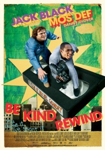 Be Kind Rewind, Michel Gondry
