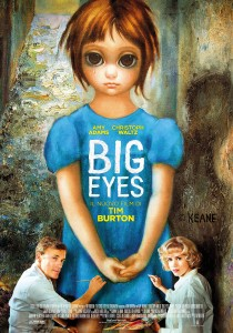 Big Eyes, Tim Burton