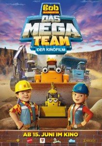 Bob the Builder: Mega Machines, Stuart Evans Colleen Morton