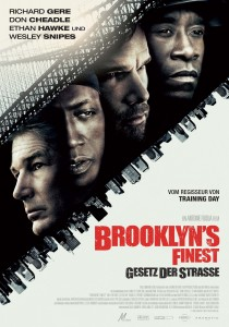Brooklyn's Finest, Antoine Fuqua