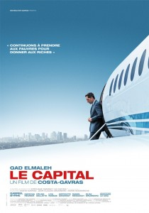 Le capital, Costa-Gavras