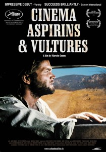 Cinema, Aspirins & Vultures, Marcelo Gomes