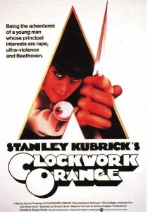 A Clockwork Orange, Stanley Kubrick