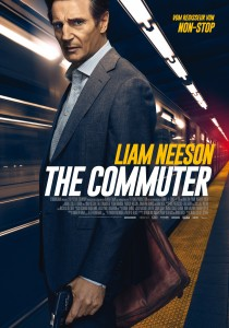The Commuter, Jaume Collet-Serra