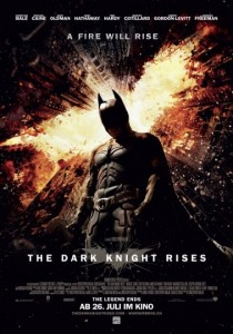 The Dark Knight Rises, Christopher Nolan