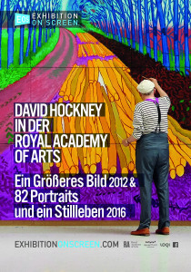 David Hockney at the Royal Academy of Arts, Phil Grabsky