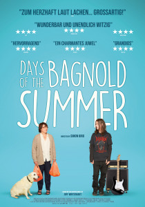 Days Of The Bagnold Summer, Simon Bird