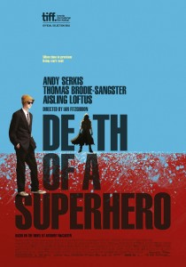 Death of a Superhero, Ian Fitzgibbon