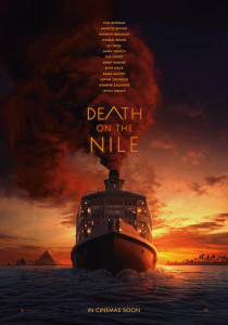 Death on the Nile, Kenneth Branagh