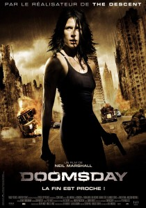 Doomsday, Neil Marshall