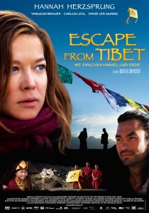 Escape from Tibet, Maria Blumencron