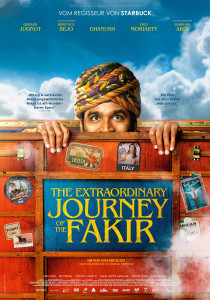 The Extraordinary Journey of the Fakir, Ken Scott