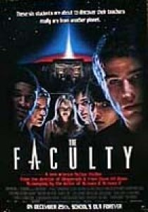 The Faculty, Robert Rodriguez