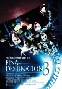 Final Destination 3, James Wong