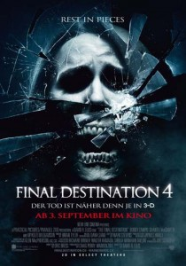 Final Destination 4, David R. Ellis