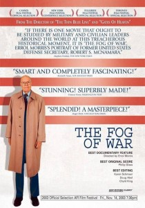 The Fog of War, Errol Morris