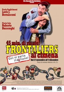 Frontaliers 2 ...al cinema, Nick Rusconi