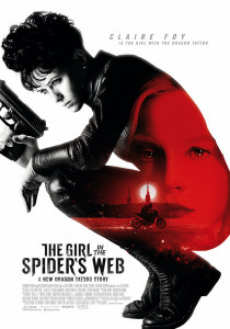 The Girl in the Spider's Web, Fede Alvarez
