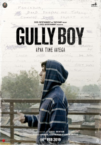 Gully Boy, Zoya Akhtar