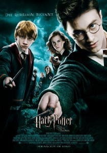 Harry Potter 5: The Order of the Phoenix, David Yates