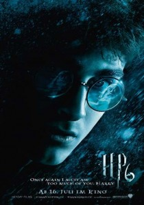 Harry Potter 6: The Half-Blood Prince, David Yates