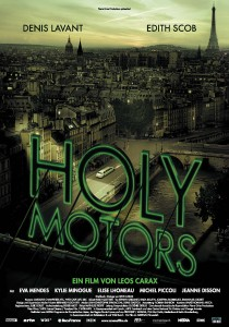Holy Motors, Leos Carax