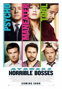 Horrible Bosses, Seth Gordon