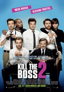 Horrible Bosses 2, Sean Anders