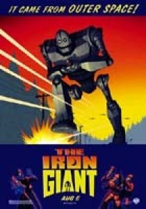 The Iron Giant, Brad Bird
