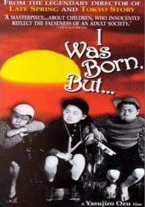 I was born, but, Yasujiro Ozu