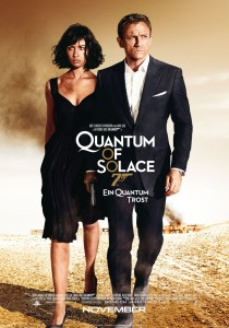 James Bond: Quantum of Solace, Marc Forster