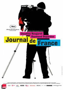 Journal de France, Raymond Depardon Claudine Nougaret