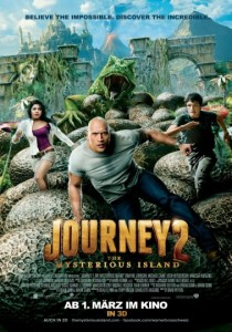 Journey 2: The Mysterious Island, Brad Peyton