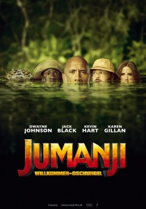 Jumanji: Welcome to the Jungle, Jake Kasdan