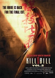 Kill Bill: Vol. 2, Quentin Tarantino