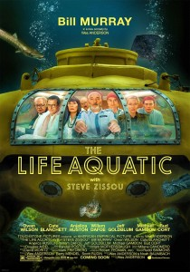 The Life Aquatic with Steve Zissou, Wes Anderson