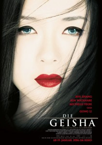 Memoirs of a Geisha, Rob Marshall