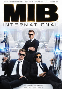 Men in Black International, F. Gary Gray