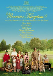Moonrise Kingdom, Wes Anderson