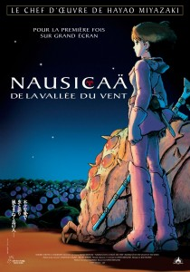 Nausicaä of the Valley of the Winds, Hayao Miyazaki